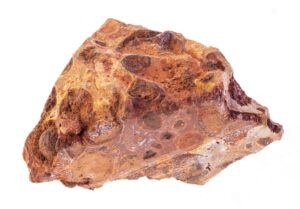 Roche de bauxite